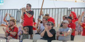 supporters belges france belgique marbella europe 2021