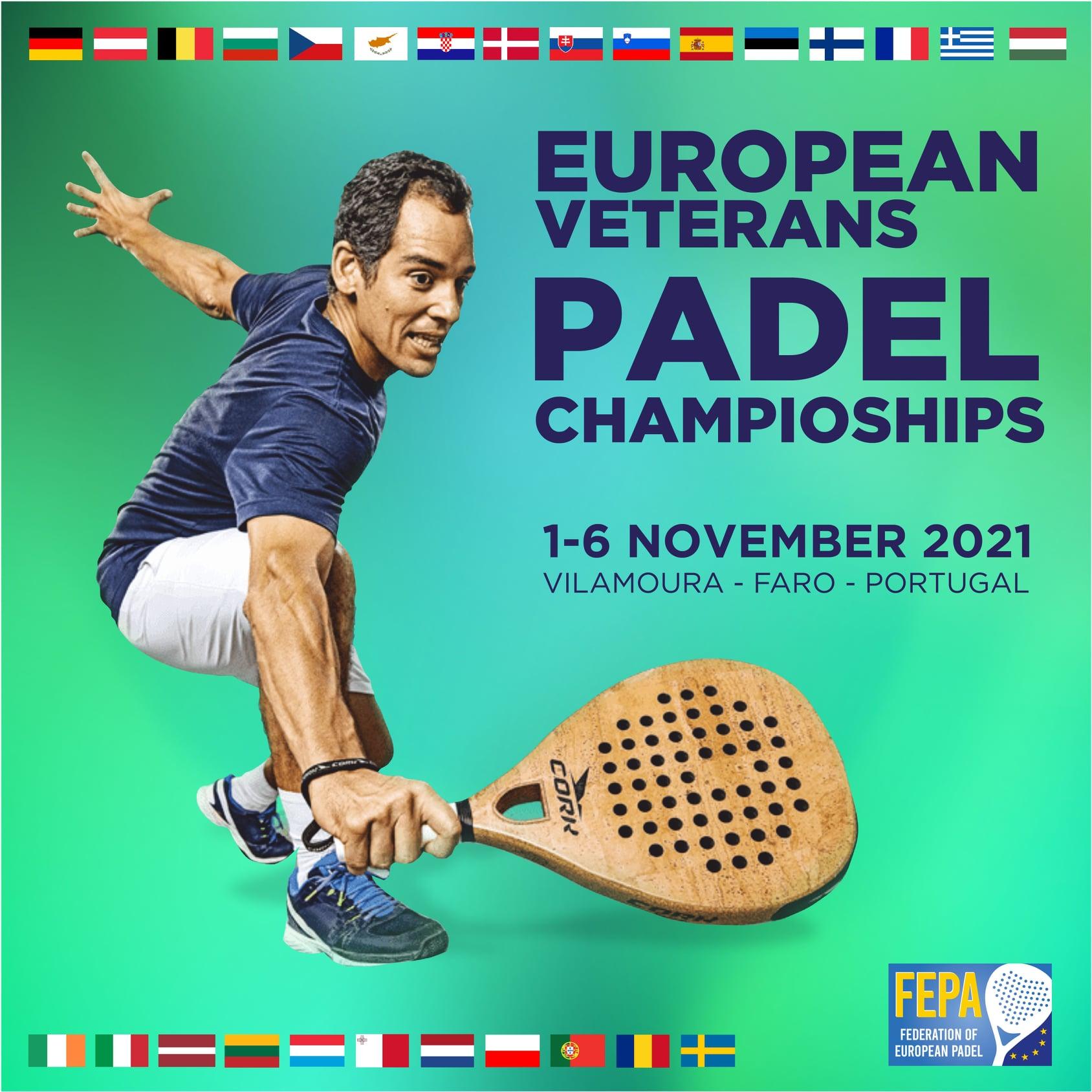FEPA: los campeonatos de veteranos en Portugal