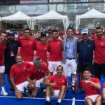 America VS Europe équipe américaine victoire 2021
