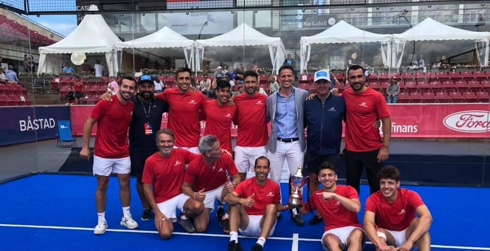 America VS Europe American team victory 2021