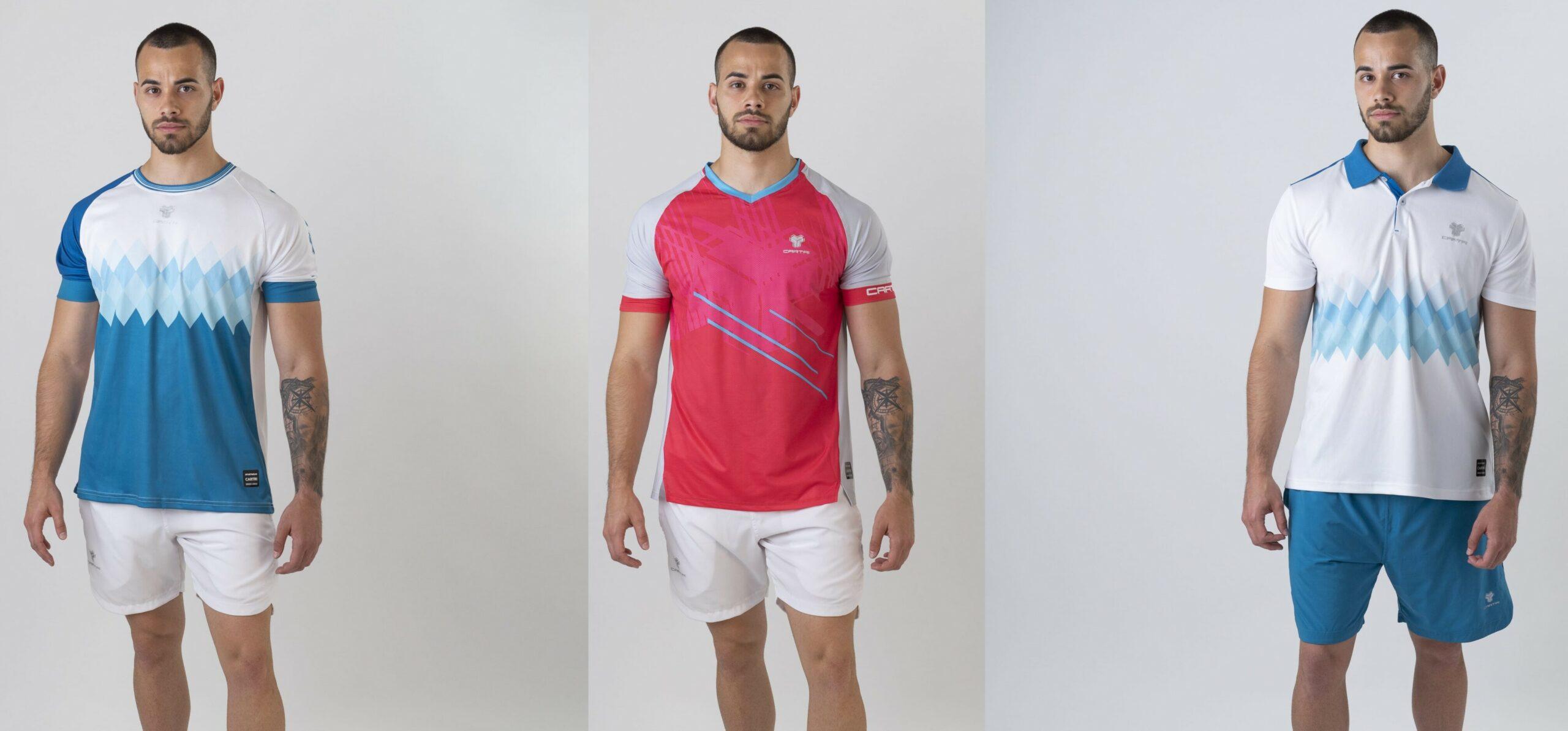 Cartri Padel Emeral Firebird 2021 T shirts