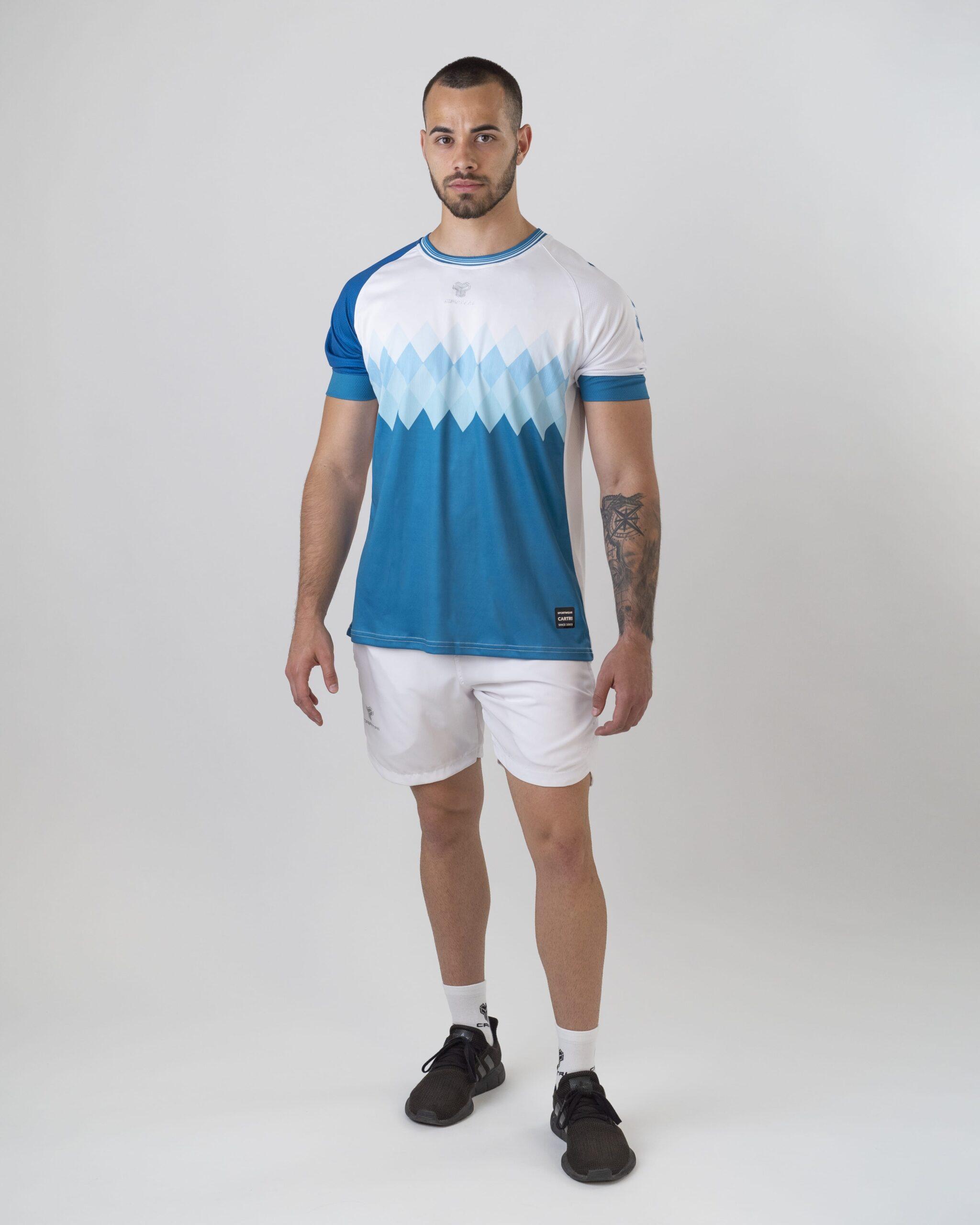 Cartri T Shirt Manchester 2021 Face