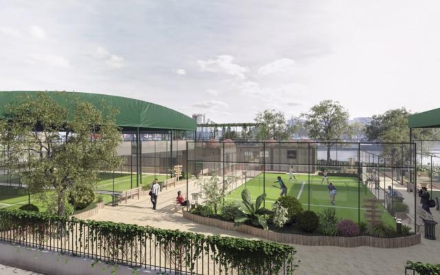 casa Padel Indietro: prossima apertura ad Asnières-Sur-Seine!