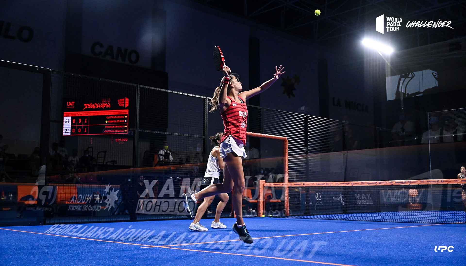 Finał La Nucia Challenger: Castello / Collombon vs Las Heras / Osoro