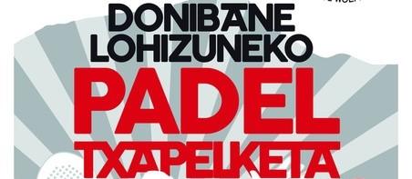 TC Luzien: de finale van de Padel Txapelketa op 21 augustus!