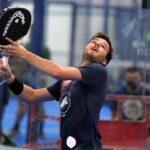 Johan Bergeron smash WPT Malaga Open 2021
