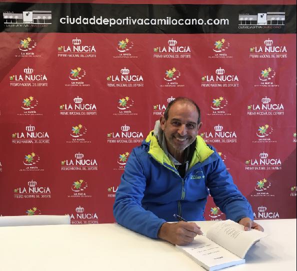 Jorge Nicolini Padel henkinen valmistautuminen