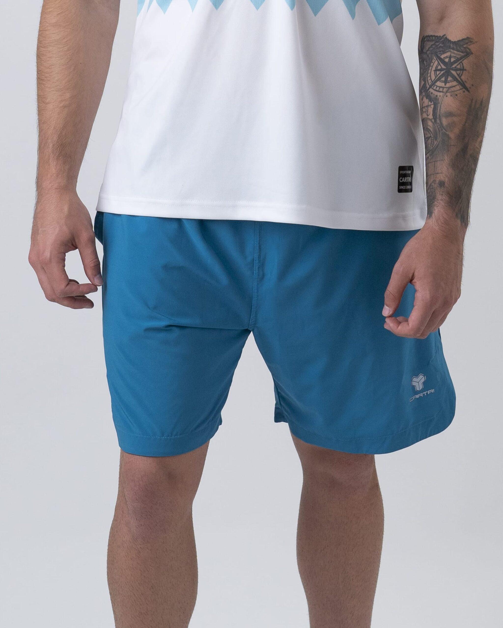 Leeds cartri shorts 2021 face