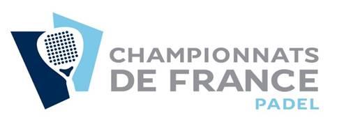Logo championnats de france de padel fft 2021