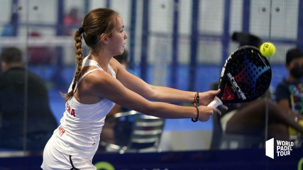 Maria Castanera WPT Malaga Open 2021