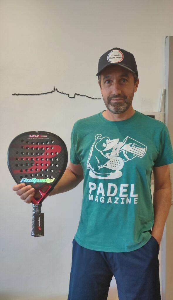 Padel Hunter Stéphane Penso MM1