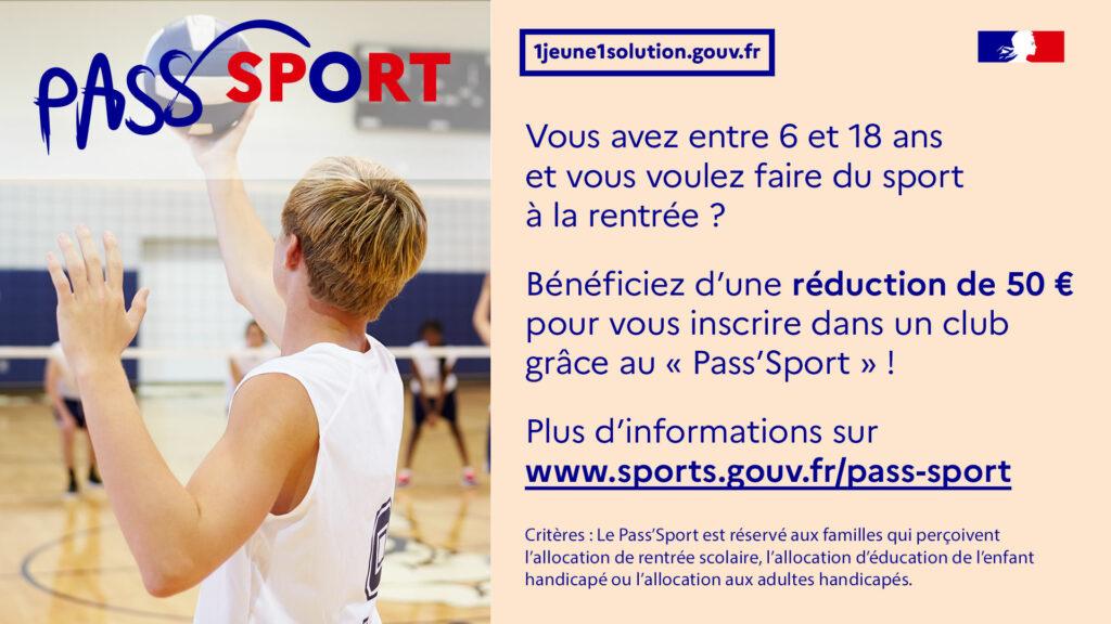 Government Sport Pass 2021