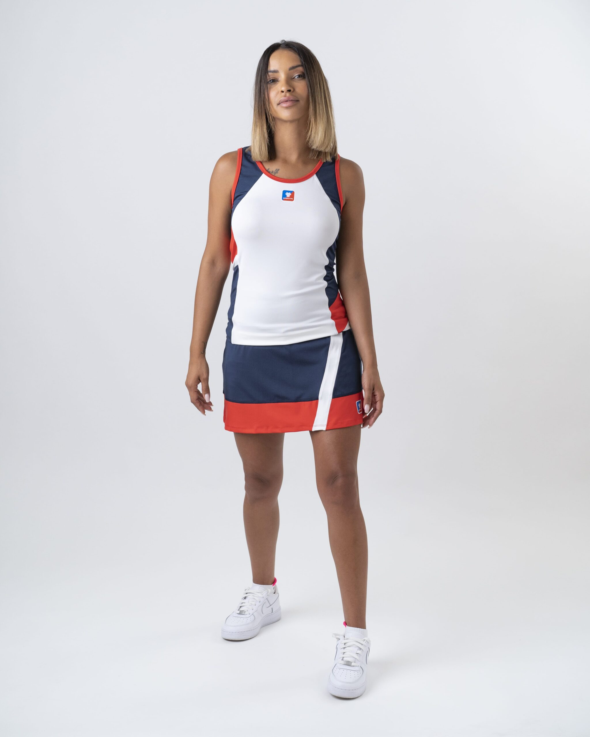 Tシャツオビドスカルトリ女性2021年