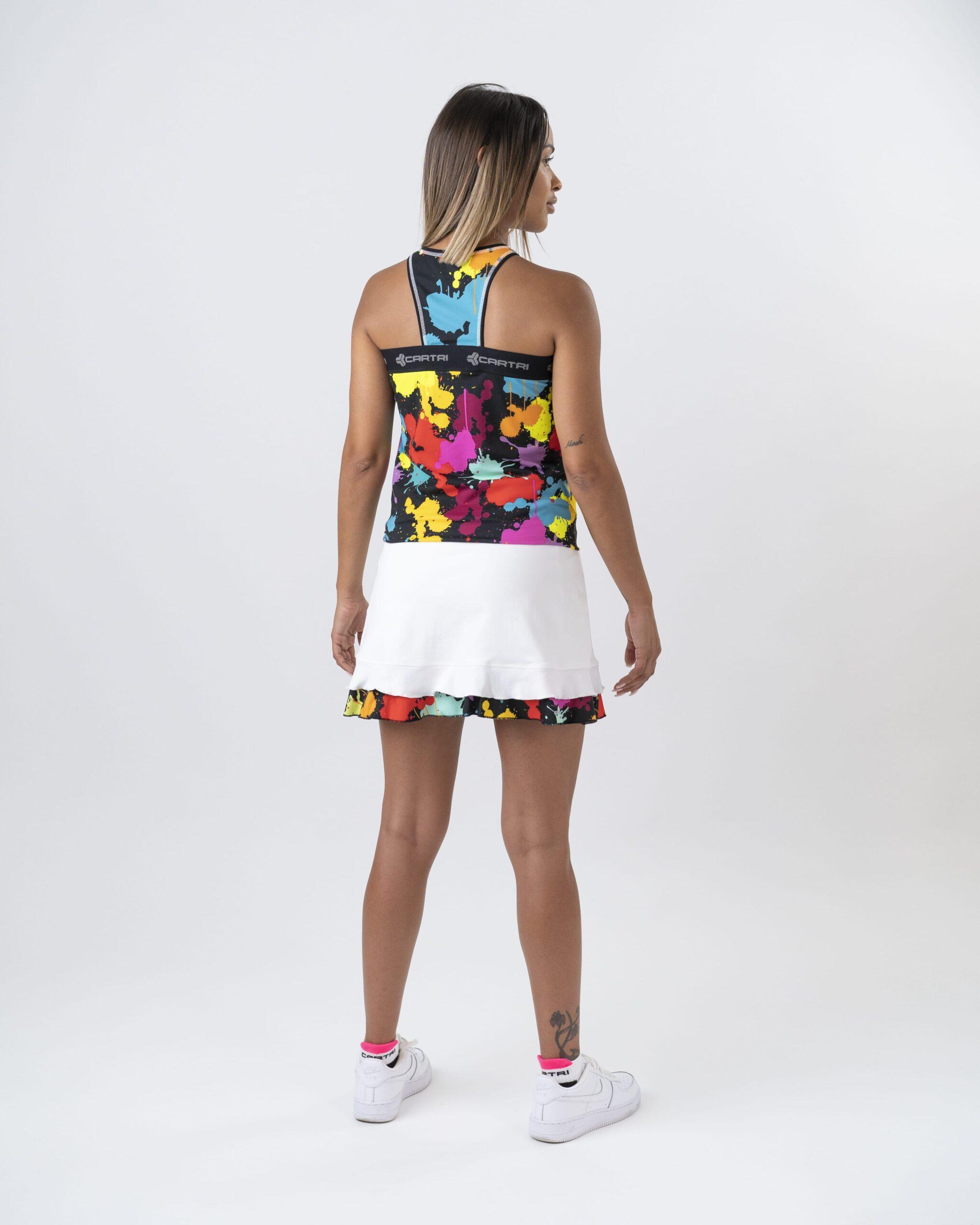 Cartri Splat DosTシャツ女性2021年