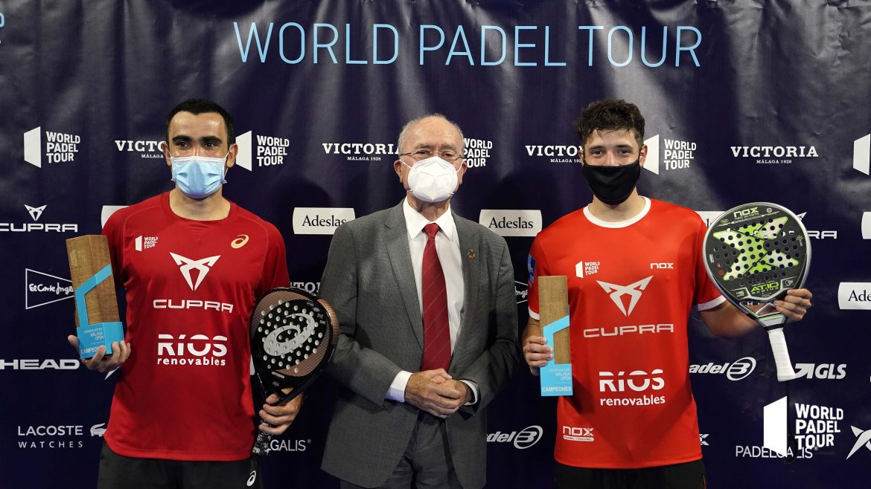 Tapia Lima -vindere Malaga Open WPT 2021