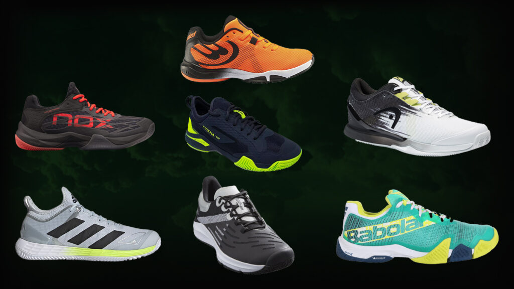 chaussures padel 2021