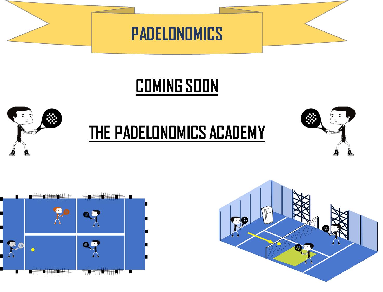 the Padelonomics academy