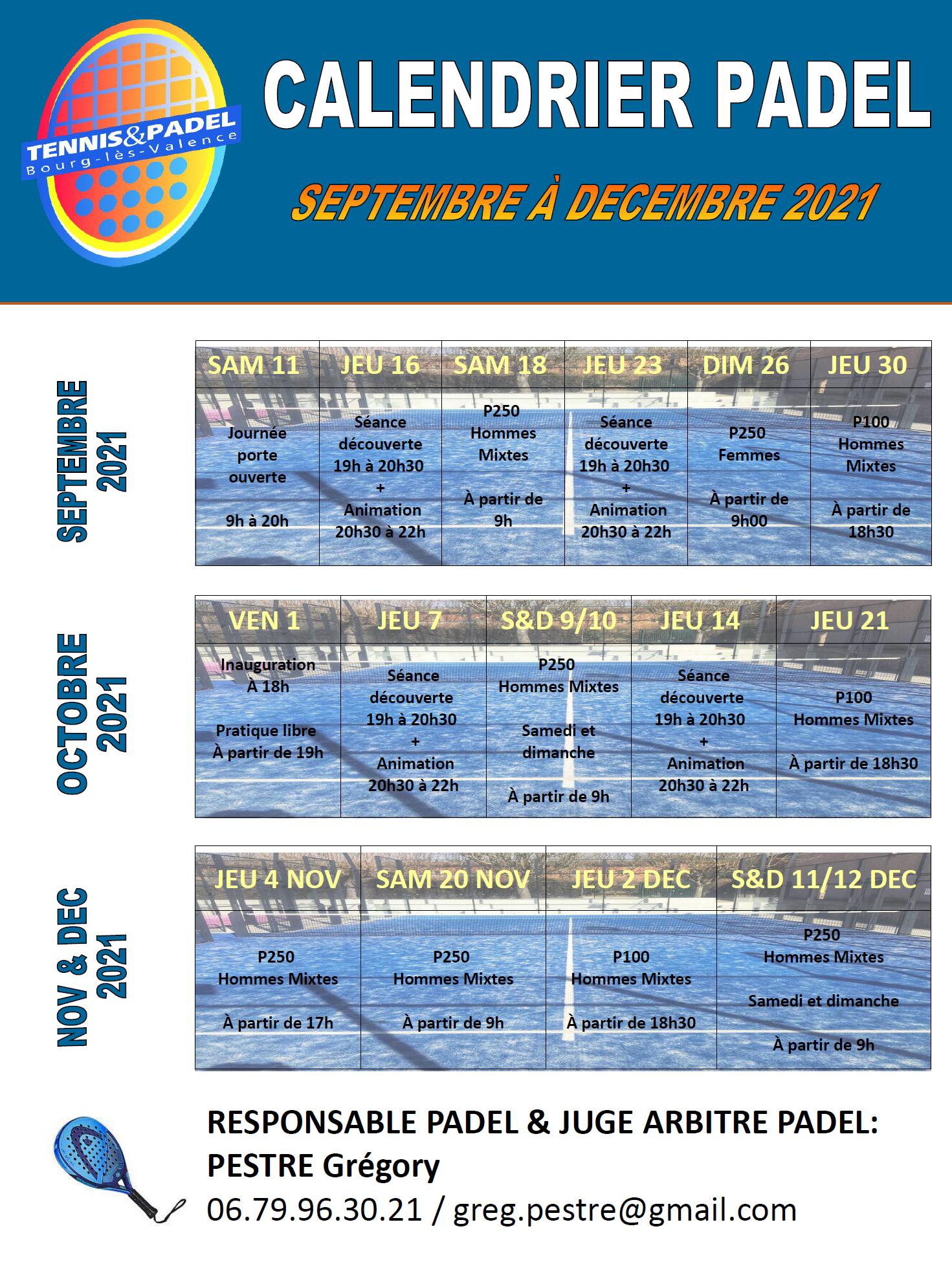 padel Tennis & Padel Bourg-Lès-Valence