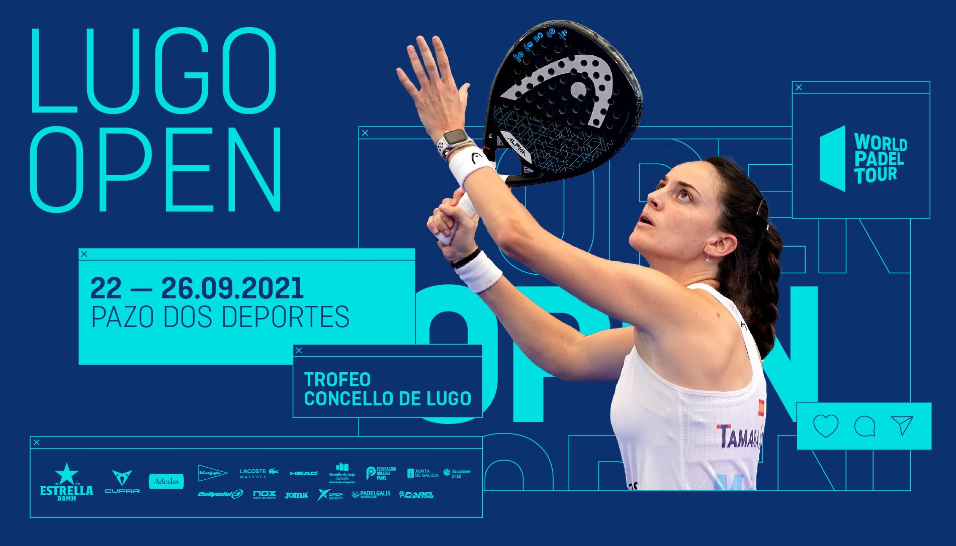 Open Lugo WPT 21