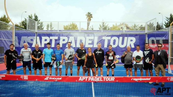 16/XNUMX finału APT Oeiras Open: wszystkie wyniki