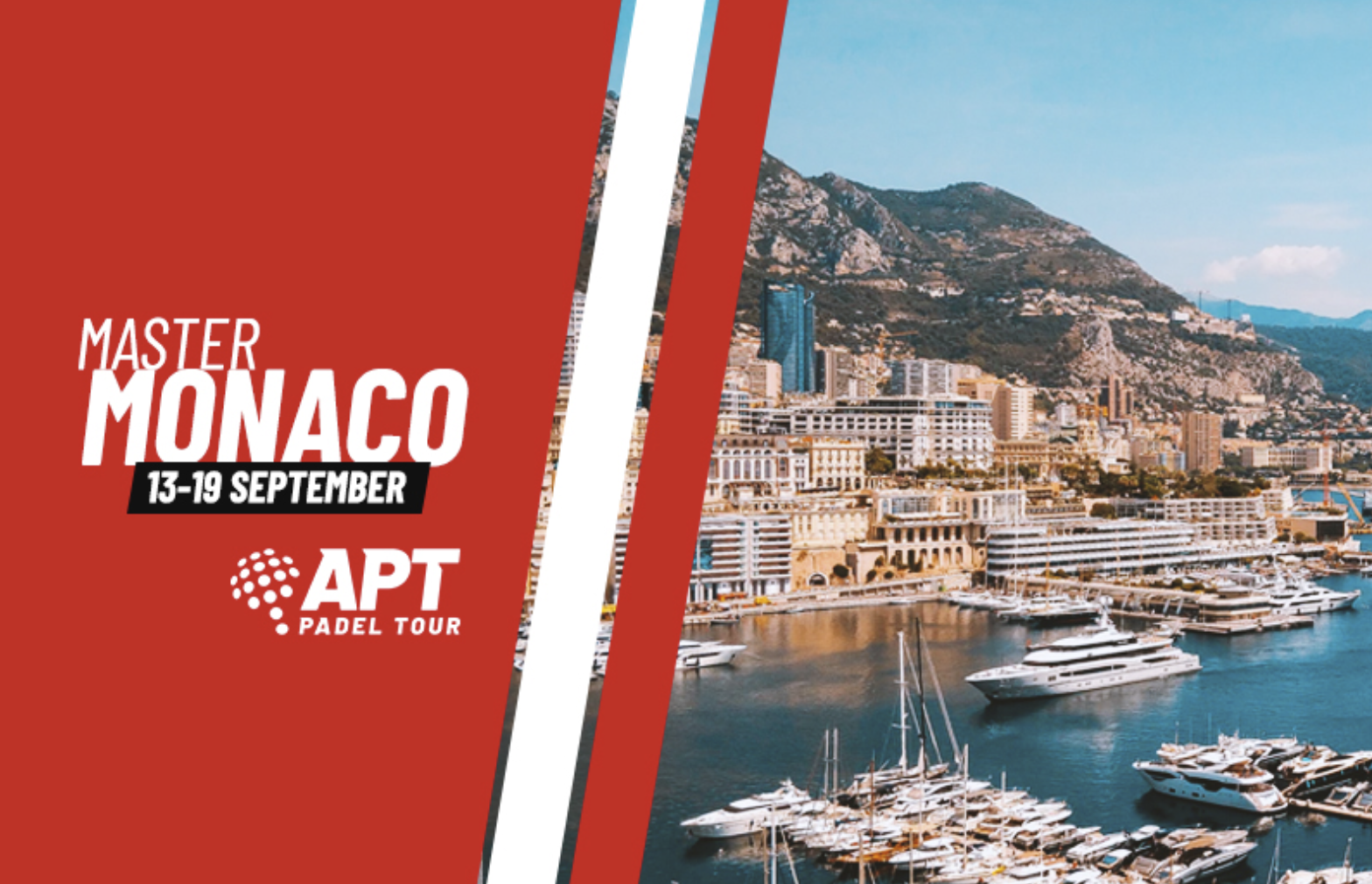 APT Padel Tour Monaco 2021