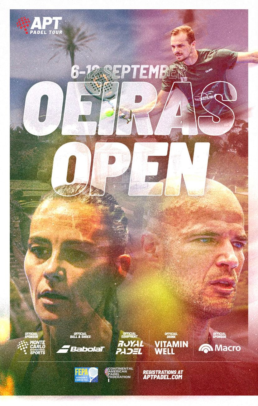 APT Padel Tour Oeiras Open 2021 Out of the Tables