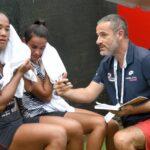 Ari Cañellas Léa Godallier Tolo Cañellas coach WPT Sardegna Open 2021