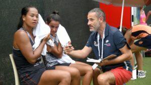 Ari Cañellas Léa Godallier Tolo Cañellas entrenador WPT Sardegna Open 2021