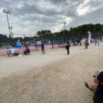 Ciel gris Championnat de France 2021 winwinpadel Cabriés demi finale