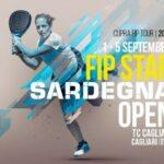 FIP Star Sardegna Open juliste 2021