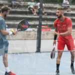 Inzerillo Moreau championnat de France 2021 padel