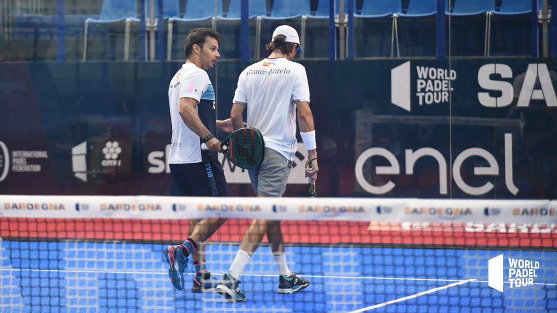 Javi Martinez Adrian Blanco Sardegna Open WPT 2021
