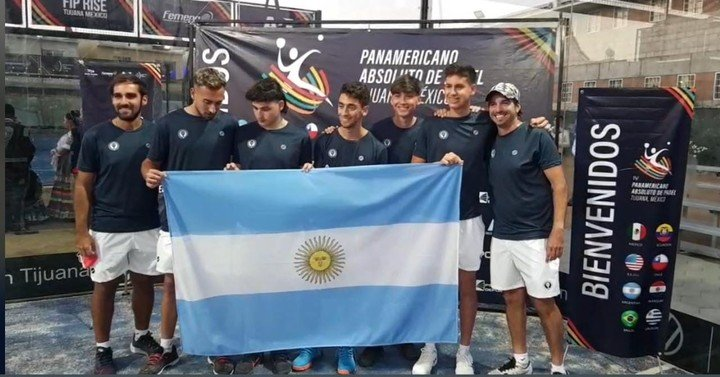 Jeux panaméricains de padel victoire argentine 2021