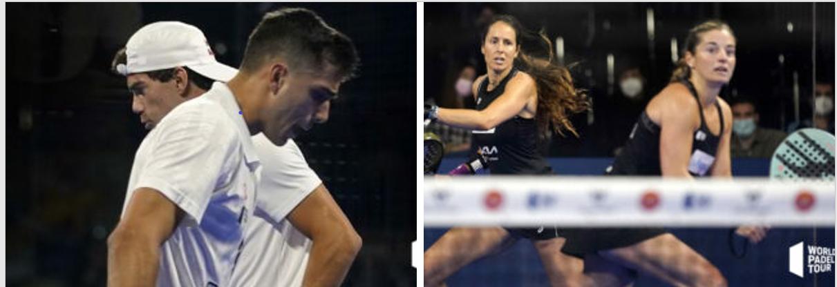 Lebron & Galan-Salazar & Triay Lugo Open 21