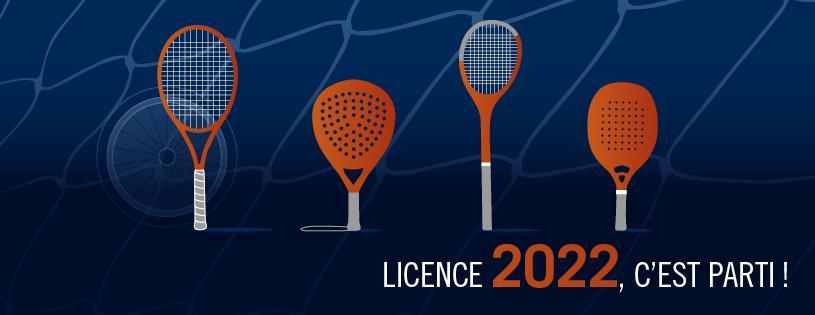 FFT: uma raquete padel em 2022 licenças
