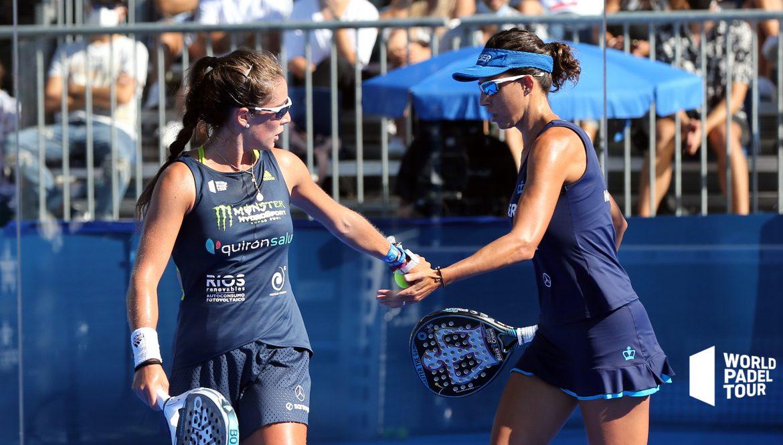 WPT Sardegna Open: Marrero / Ortega VS Salazar / Triay
