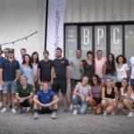 Photo Groupe Finalistes Béziers Padel Club P1000 et P500