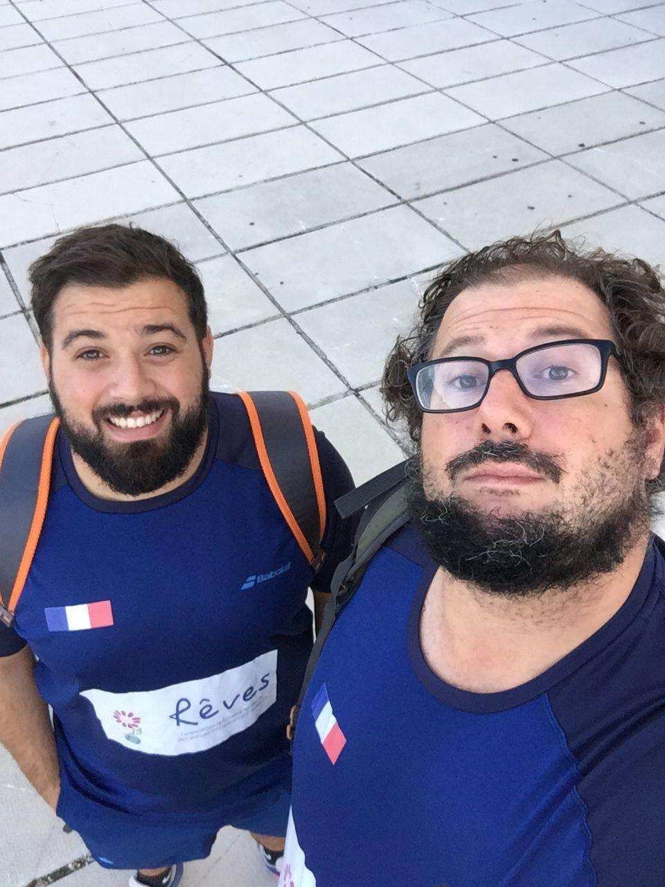Thomas Mersié & Kevin Cortes