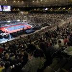 World Padel Tour Palau Sant Jordi Barcelone finale