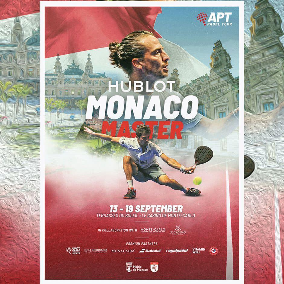 APT Padel ツアー:モナコの名声