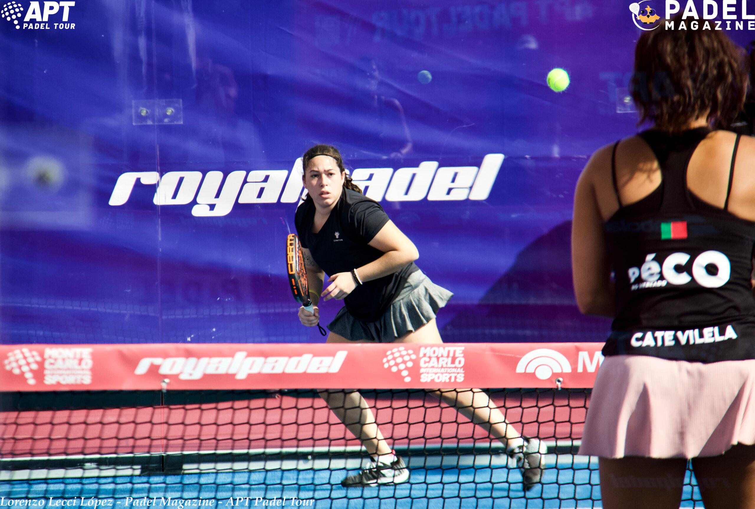 APT Sevilla Open – Une finale dames très jeune