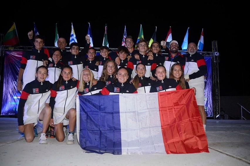 Junioren-WM 2021: Frankreich geht weiter