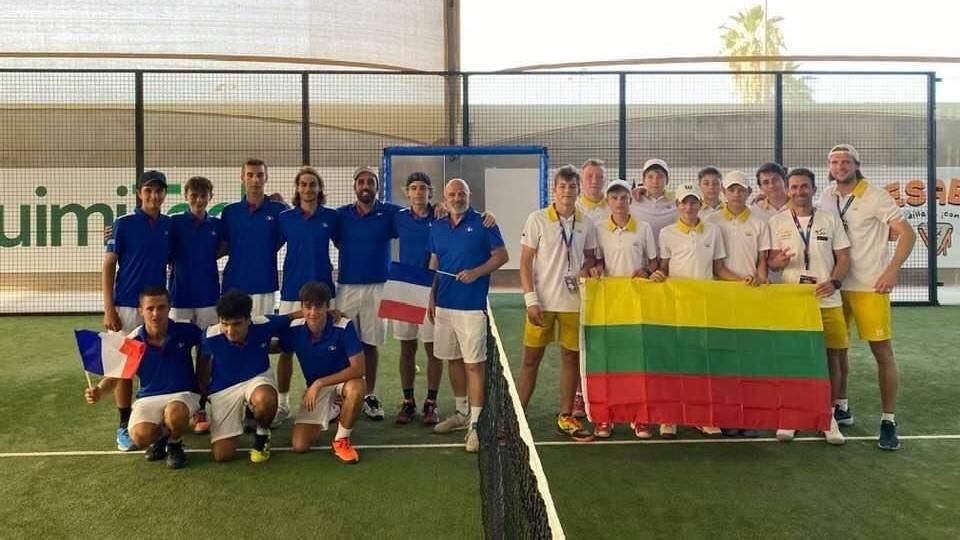 Frankreich hat sich bei den World Juniors für das Viertelfinale qualifiziert!