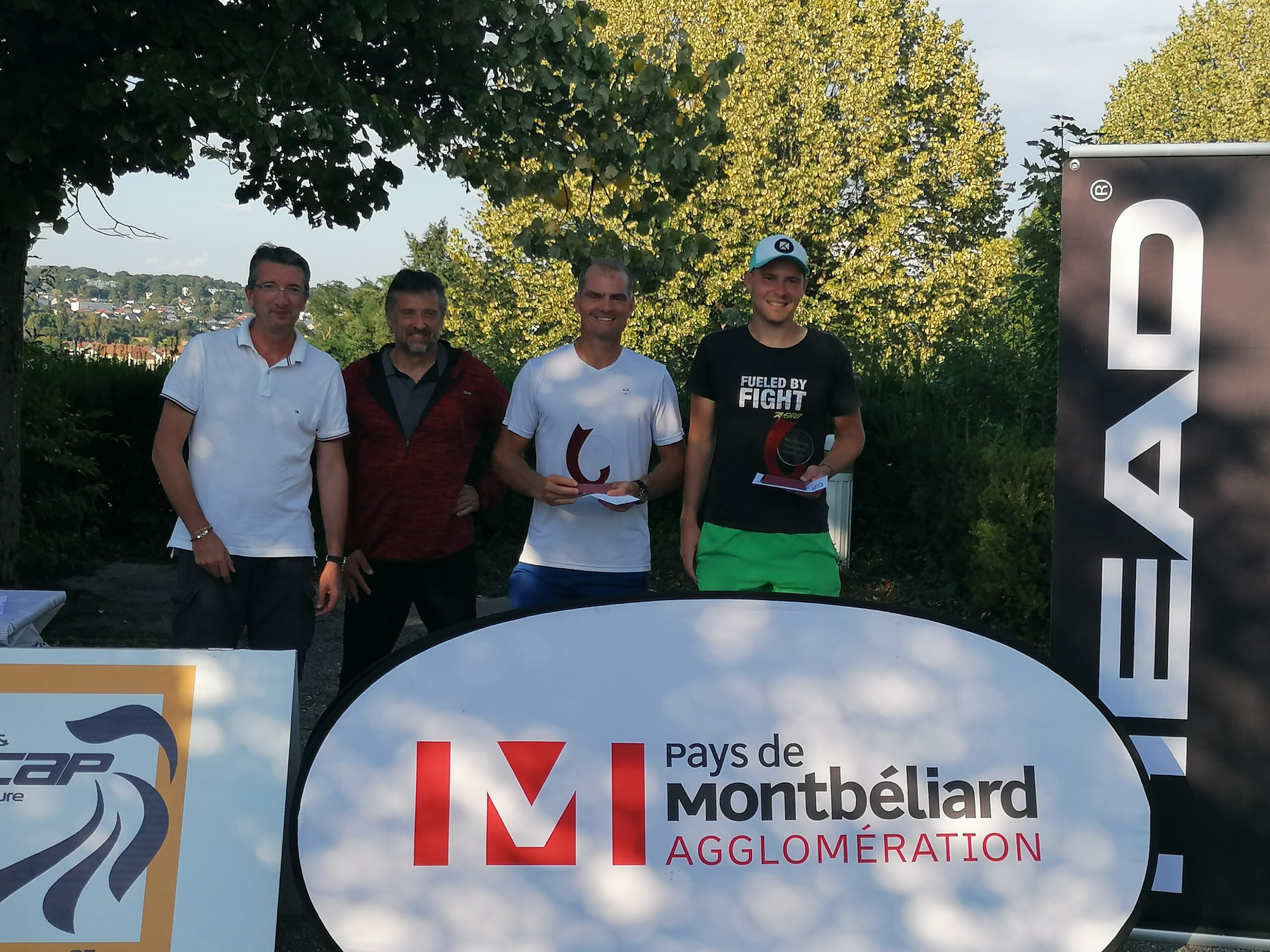Brissaud / Henry voittaa Open ASCAP Montbéliardissa