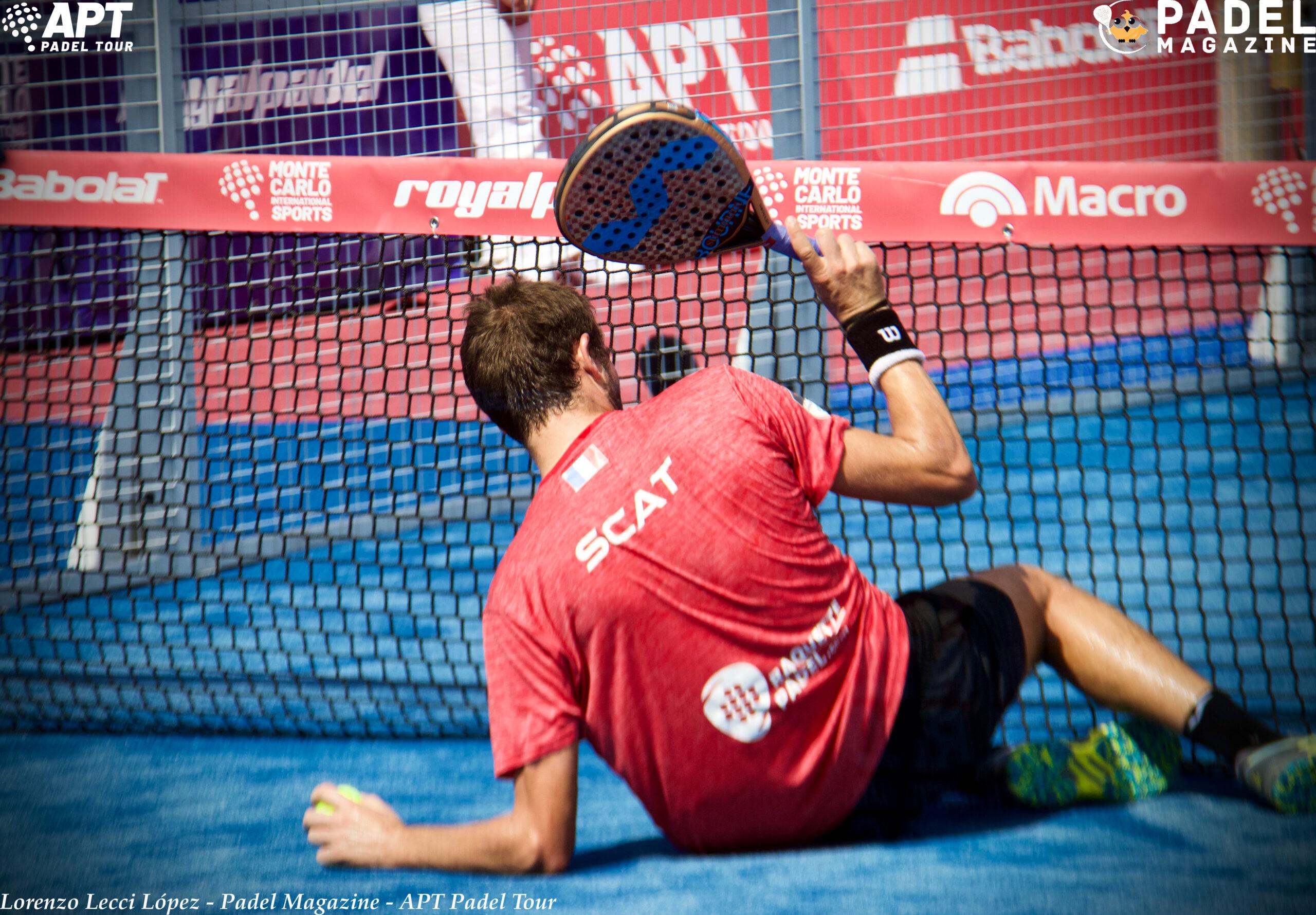 APT Sevilla Open: s'ha acabat per Scatena / Frugoni