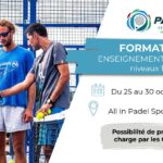 stage padel connection
