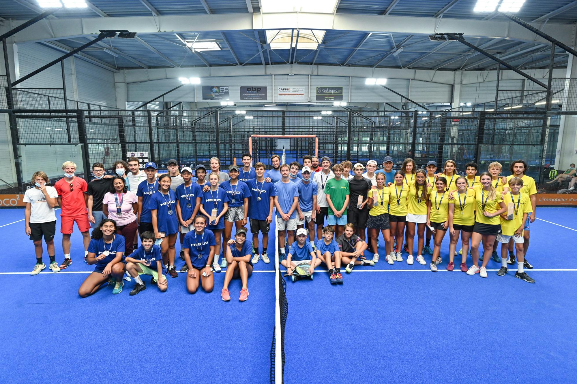 Youth Worlds 2021: die französische Gruppe!