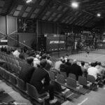 APT Padel Tour preto e branco do Grande Mestre da Suécia público 2021