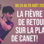 Affiche FIP RIse Canet Roussillon 2022 Format