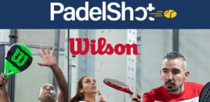 Affiche Padel SHot P1000 hommes Femmes octobre 2021